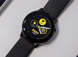 smartwatch voorbeeld