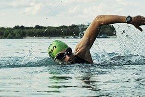 zwemmen met sporthorloge