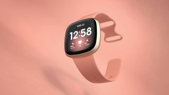 Fitbit Versa 3 cover