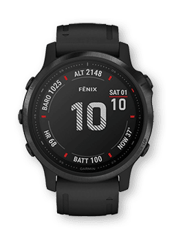 Garmin Fenix 6S cover