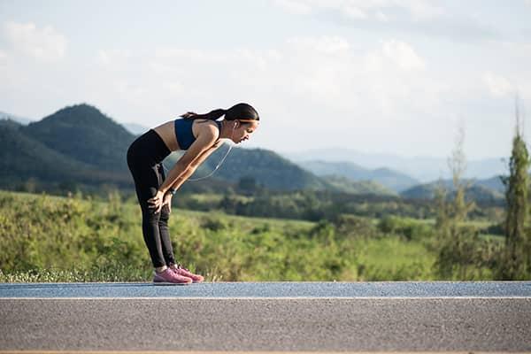 Herstellen na hardlopen