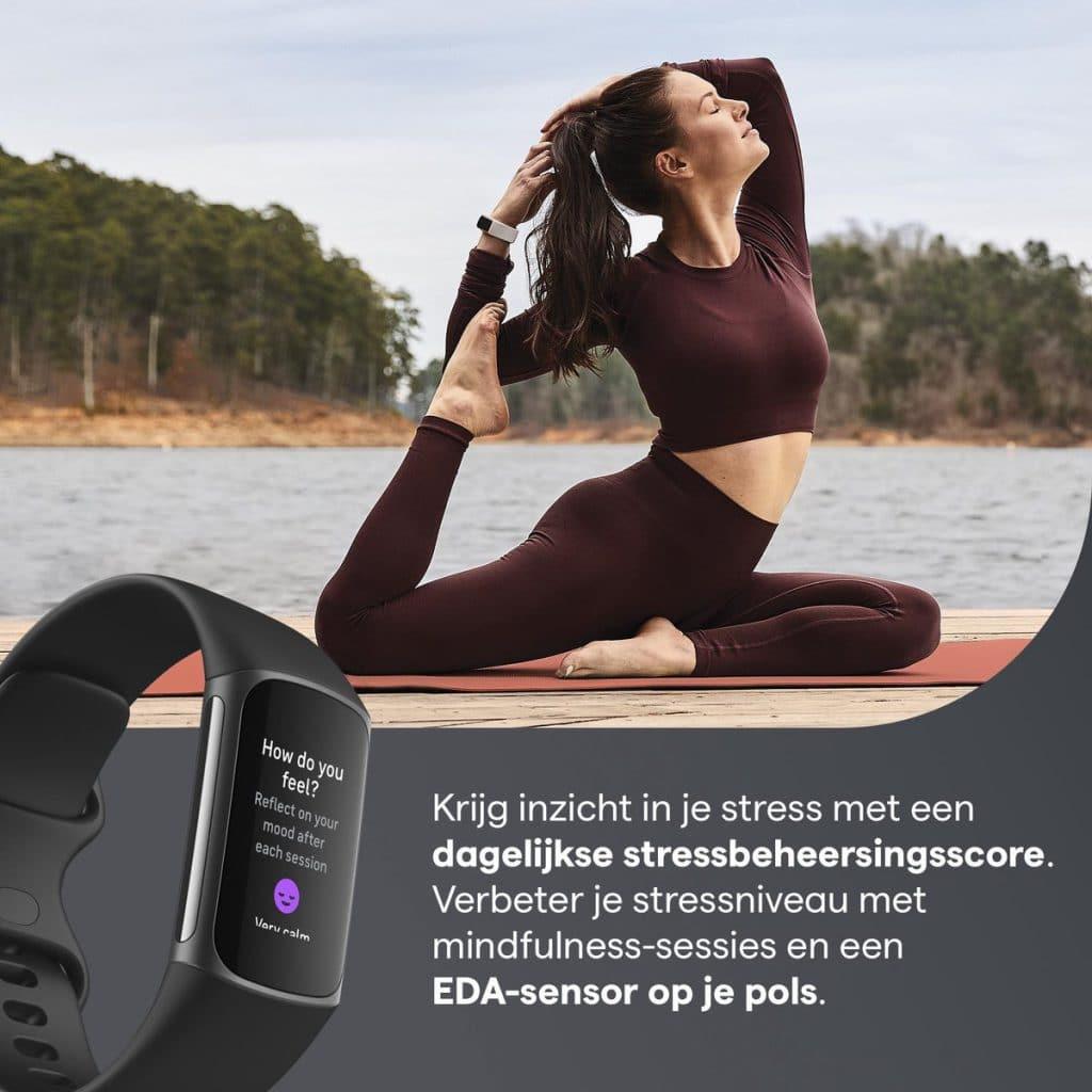 fitbit charge 5 eda meting