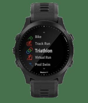 Garmin Forerunner 945 triathlon horloge